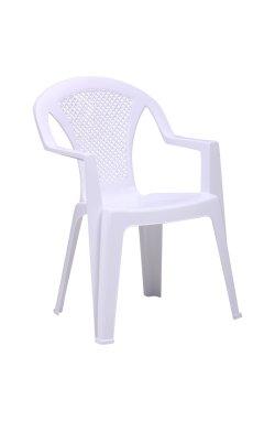 Стул Ischia пластик белый 01 - 200002