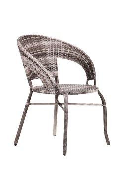 Кресло Catalina ротанг серый - 521808