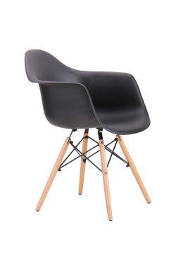 Кресло Salex PL Wood Черный - 520663