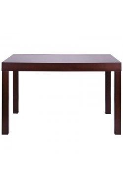 Стол обеденный раздвижной Стоун 1200(2400)*900*755 орех темный - AMF - 516732