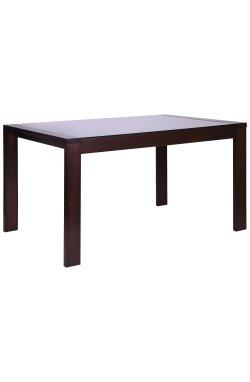 Стол обеденный раздвижной Рейн 1345(1785)*900*750 орех темный - AMF - 516743