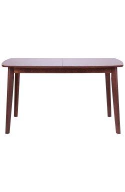 Стол обеденный раздвижной Орлеан 1350(1600)*900*750 орех светлый - AMF - 516745
