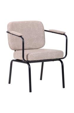 Кресло Oasis Soft черный / cowboy Light Gray - AMF - 544651