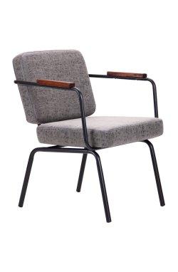 Кресло Oasis черный / бетон - AMF - 521905