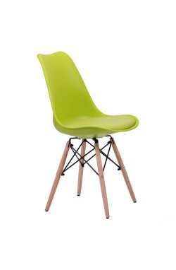 Стул Aster Wood Пластик Светло-зеленый - AMF - 512035
