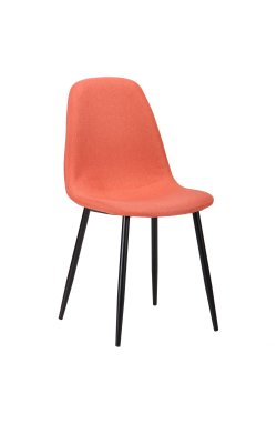 Стул Лучия черный/оранж - AMF - 521453