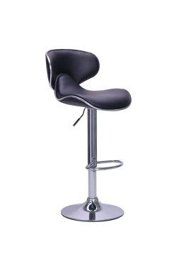 Барный стул Cantal черный - AMF - 515545