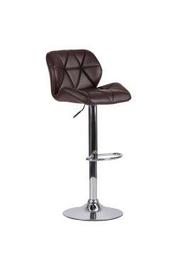 Барный стул Vensan коричневый без канта - AMF - 520458