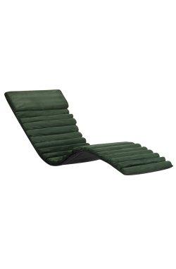 Матрас для шезлонга Serene зеленый - AMF - 521864