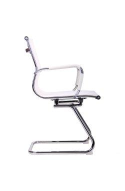 Кресло Slim Net CF (XH-633C) белый - AMF - 513581
