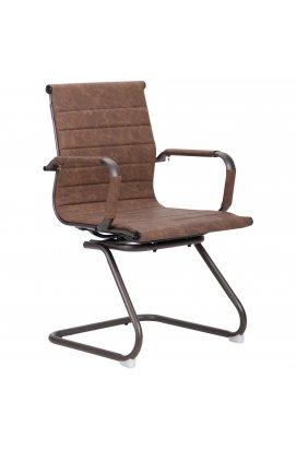 Кресло Slim Gun CF Wax Coffee - AMF - 521979