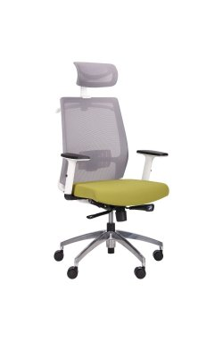 Кресло Install White Alum Grey/Green - AMF - 544873