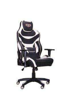 Кресло VR Racer Expert Virtuoso черный/белый - AMF - 521170