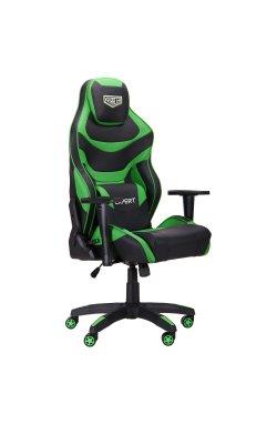Кресло VR Racer Expert Champion черный/зеленый - AMF - 521171