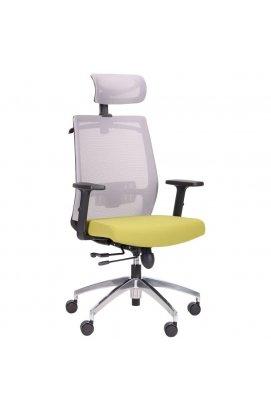 Кресло Install Black Alum Grey/Green - AMF - 544876