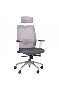 Кресло Install White Alum Grey/Grey - AMF - 544874