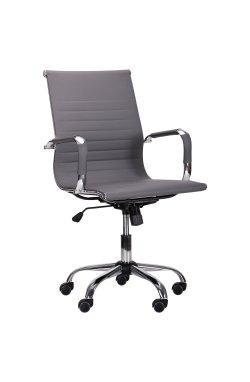 Кресло Slim LB (XH-632B) серый - AMF - 521218
