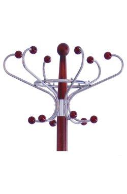 Вешалка Меридиан Красное дерево - AMF - 080040