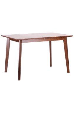 Стол обеденный раздвижной Виндзор орех светлый - AMF - 521792