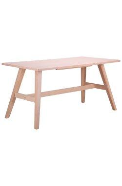 Стол обеденный Пармезан бук беленый - AMF - 521490