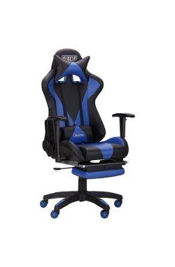 Кресло VR Racer Magnus черный/синий - AMF - 515277