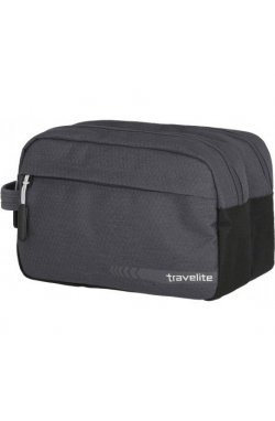 Косметичка Travelite KICK OFF 69/Dark Antracite TL006920-04