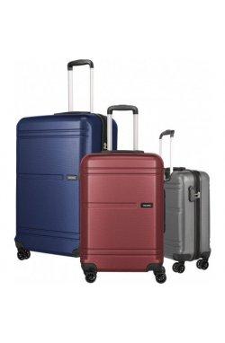 Чемодан Travelite YAMBA 8W/Red TL075249-10
