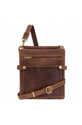 Сумка Visconti 18512 - Neo (M) Slim Bag (Oil Tan)