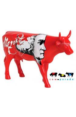 """Коллекционная статуэтка корова """"Moozart"""" - wws-2239"""