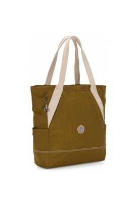 Женская сумка Kipling EDGELAND + / Mustard Green KI6207_27J
