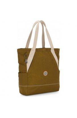 Жіноча сумка Kipling EDGELAND + / Mustard Green KI6207_27J
