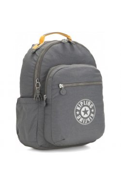 Рюкзак для ноутбука Kipling NEW CLASSICS / Dark Carbon Y KI3335_49X