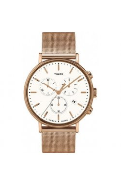 Женские часы Timex FAIRFIELD Chrono Tx2t37200