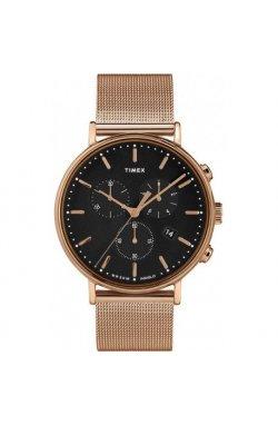 Женские часы Timex FAIRFIELD Chrono Tx2t37100