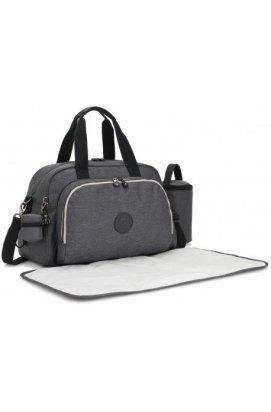 Жіноча сумка Kipling PEPPERY / Charcoal KI4509_29V