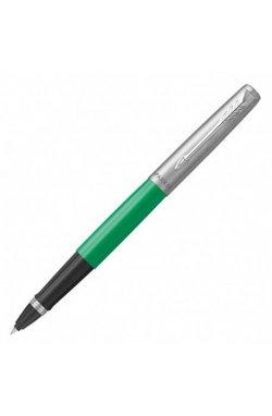 Ручка роллер Parker JOTTER 17 Plastic Green CT RB 15 221