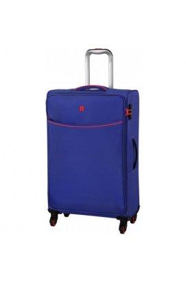 Чемодан IT Luggage BEAMING/Dazzling Blue M Средний IT12-2342-04-M-S016
