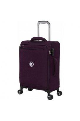 Чемодан IT Luggage PIVOTAL/Two Tone Dark Red S Маленький IT12-2461-08-S-M222