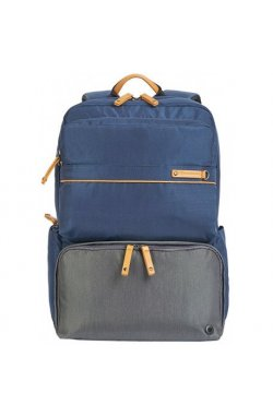 Рюкзак для ноутбука Echolac LORENZO/Blue-Grey EcCKP658