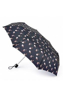 Зонт женский Fulton L354 Minilite-2 Greedy Piggy (Поросенок)
