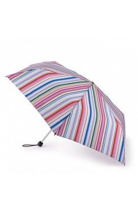 Парасолька жіночий Fulton L902 Superslim-2 Funky Stripe (Різнокольорові смужки)
