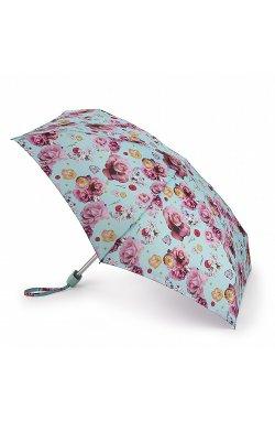 Зонт женский Fulton L501-037652 Tiny-2 Paper Roses (Бумажные розы)