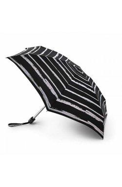 Зонт женский Fulton L501-037683 Tiny-2 Space Stripe (Космическая полоса)