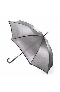 Зонт женский Fulton L903 Kew-2 Silver Iridescent (Серебро)