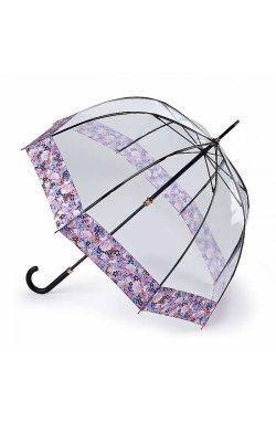Зонт женский Fulton L866 Birdcage-2 Luxe Digital Blossom (Цветок)
