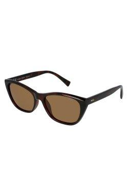 Женские солнцезащитные очки INVU B2042B - кошечки, Цвет линз - коричневый