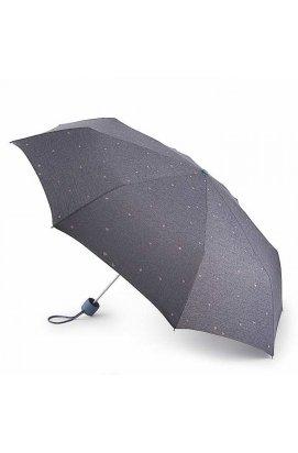 Зонт женский Fulton L779 Superlite-2 Denim Hearts (Джинсовые Сердца)