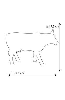 "Коллекционная статуэтка корова ""Music Cow Extravaganza"" - wws-7980"