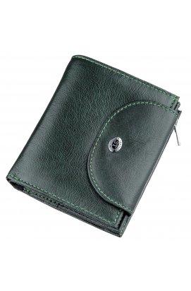 Кошелек женский кожаный ST Leather 18958 Зеленый