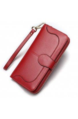 Клатч женский Vintage 20048 Красный Красный